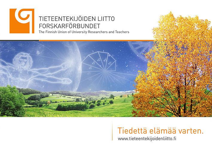 Mainostoimisto Halo | Markkinointi & Mainonta | Helsinki ja Lahti | Tieteentekijöiden liitto
