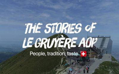 Sveitsi tunnetaan juustosta, mutta harva tietää miksi.